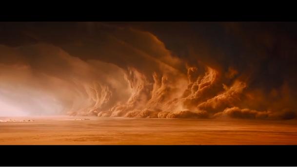 Mad Max storm