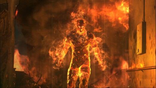 MGSV Human Torch